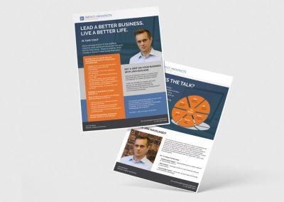 Revenue Traction Group Flyer Design