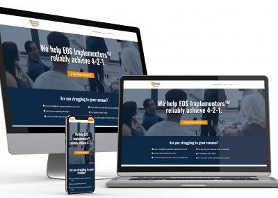 Revenue Traction Web Design